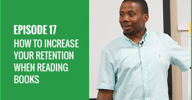 How To Increase Retention When Reading Books