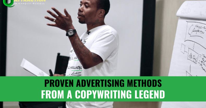 Proven Advertising Methods From A Copywriting Legend