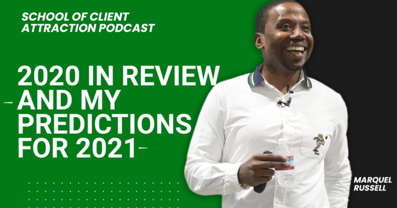 2020 In Review and My Predictions for 2021