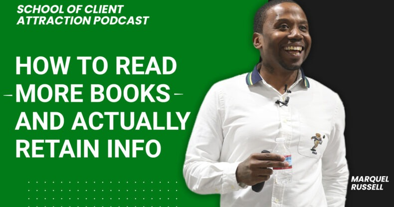 How to Read Books and Actually Retain Info