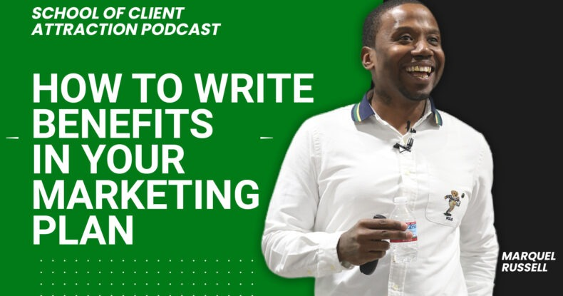 How To Write Benefits In Your Marketing Plan